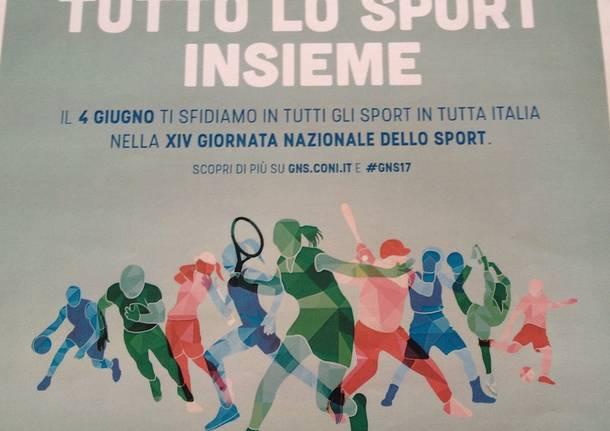 giornata dello sport