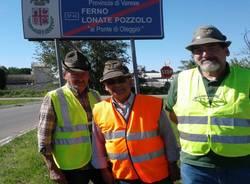Giro d'Italia Lonate Pozzolo
