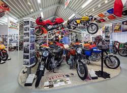 Il museo Laverda in vendita