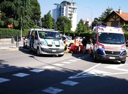 incidente Ronchi Gallarate
