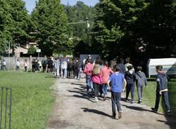 Induno Olona - Campo scuola Protezione civile 2017
