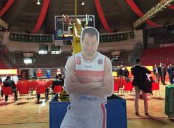 L'addio al basket di Massimo Bulleri