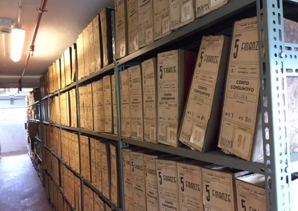L'archivio della Cgil