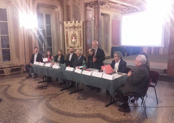 L'incontro su Giuseppe Sommaruga al salone Estense