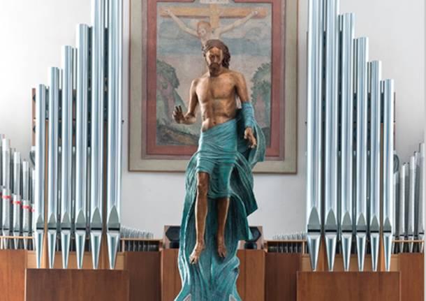 la resurrezione paolo borghi
