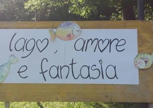 Lago, amore e fantasia