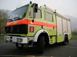 Locarno pompieri