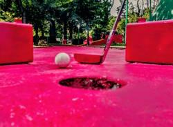 Minigolf di Lozza