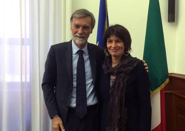 Ministro Graziano Delrio