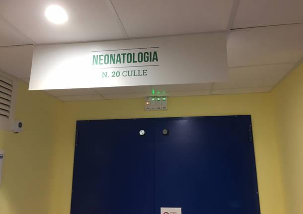 Nuovo ospedale Del Ponte - Michelangelo