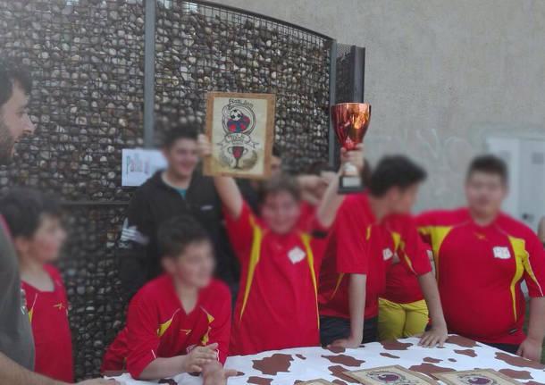 Calcio, divertimento ed educazione fanno centro a Morosolo