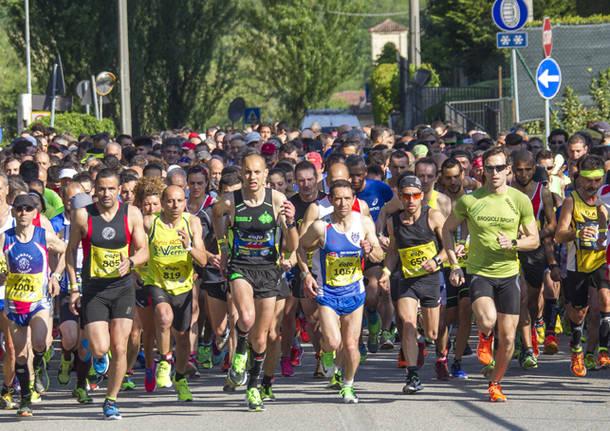 partenza athlon run 2017