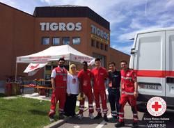 raccolta fondi croce rossa 20 maggio 2017