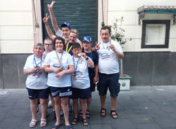 Ragazzi Asa Varese - Nuoto paralimpico