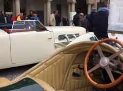 Sfilata auto storiche - maggio 2017
