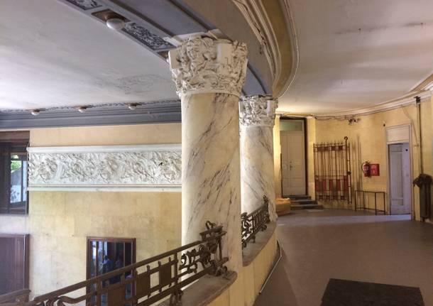 """Per il """"compleanno"""" di Sommaruga riapre l'Hotel Campo dei Fiori"""