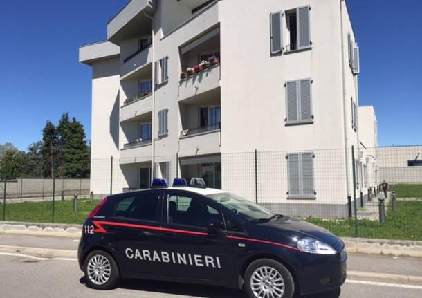 tentato omicidio fagnano olona simone zanirato carabinieri