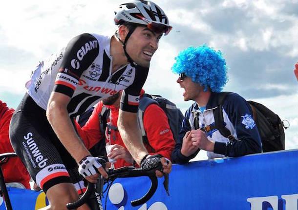 tom dumoulin ciclismo giro d'italia
