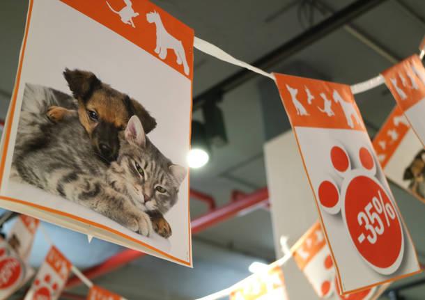 """Una festa """"bau"""" per il primo compleanno di Pet Food"""