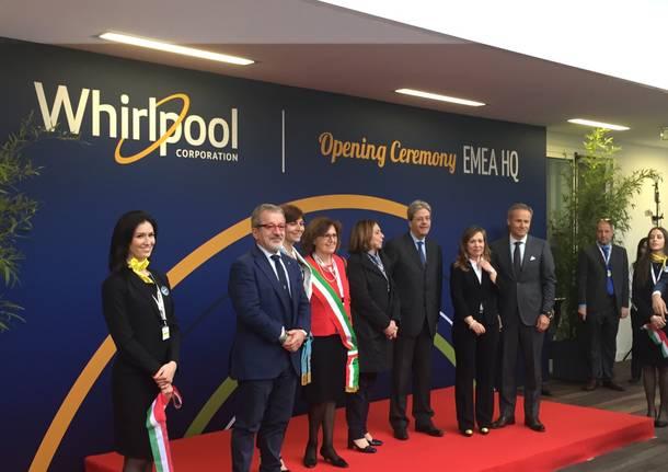 Whirlpool: Berrozpe, onore visita premier, importanti investimenti in Italia