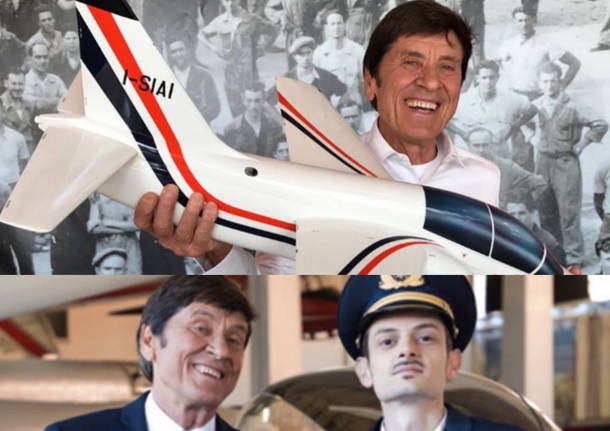 Fabio Rovazzi feat Gianni Morandi: il video di Volare