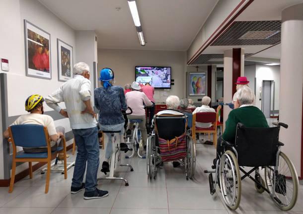 Vedano - Casa di riposo Poretti Magnani