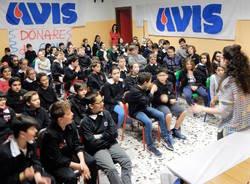 Vedano Olona - Premiazioni Avis scuola 2017