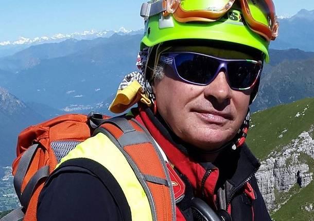 Monte Bianco, precipita e muore il capo del Soccorso Alpino di Como