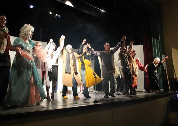 Bisuschio - Compagnia teatrale Specie protetta