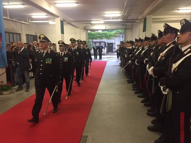 carabinieri 203 festa
