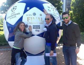 Cardiff, finale Juventus - Real Madrid