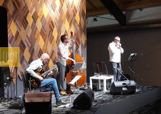 """Max De aloe porta il suo """"Baltic Trio"""" al Maga.            Il Jazzista gallaratese presenta al museo Maga il suo nuovo album """"Valo"""": una fusione di jazz e atmosfere nordiche."""