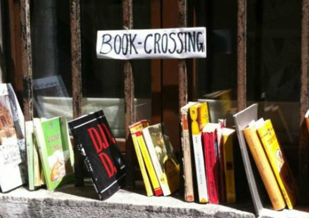BookCrossing a Girinvalle 2017