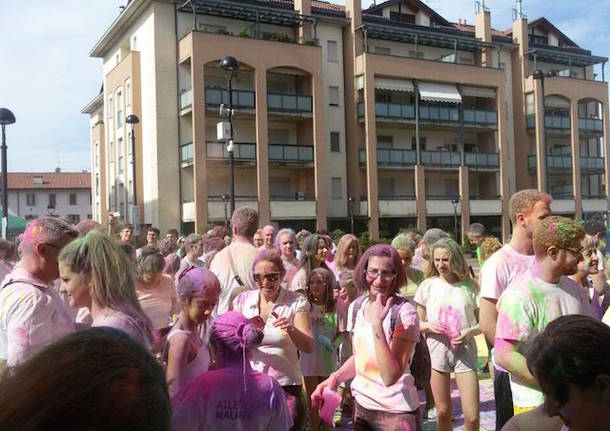 La Color Run di Malnate