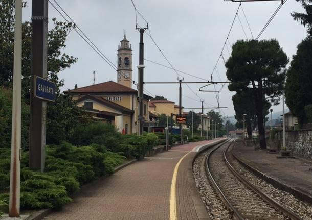 La stazione di Gavirate