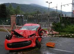 Incidente stradale a Cunardo