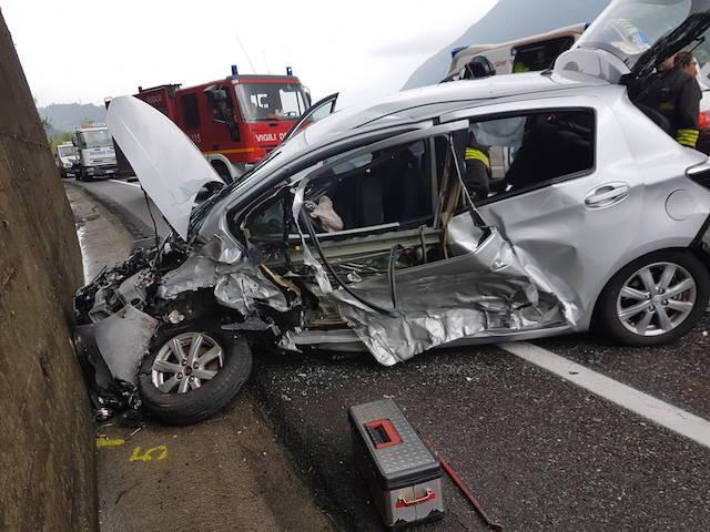 Cittiglio, l\'incidente del 6 giugno 2017