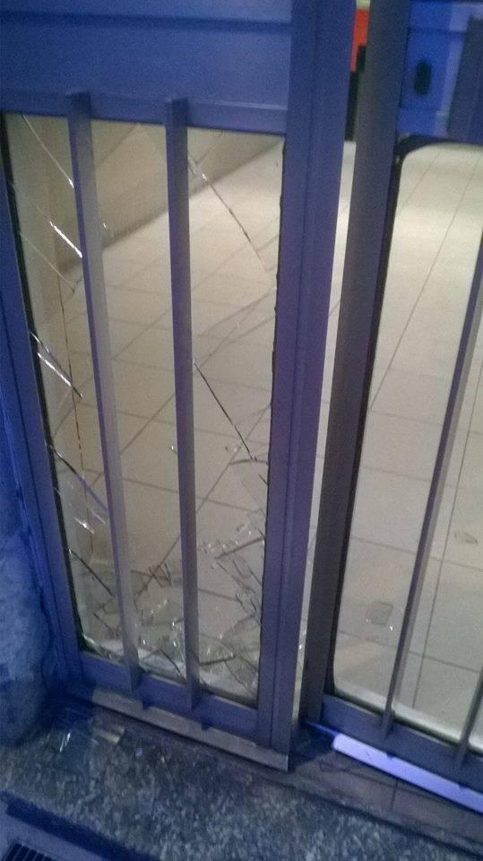 Ancora vandalismi alla stazione di Gavirate