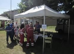 Finta esondazione del torrente Lura con sfollati: protezione civile promossa