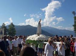 La Madonna di Fatima a Luino