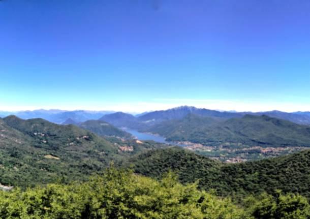 Escursione al Poncione di Ganna con Controvento Trekking