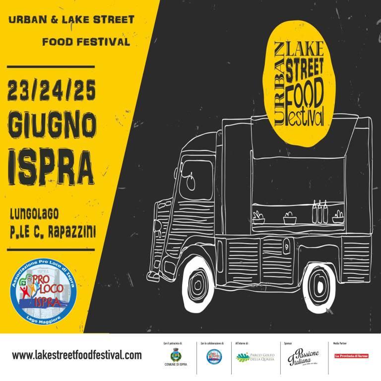 Urban & Lake Street Food Festival   Ispra