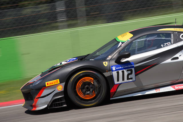 Weekend targato Ferrari all\'autodromo di Monza