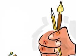 Di penna e matita