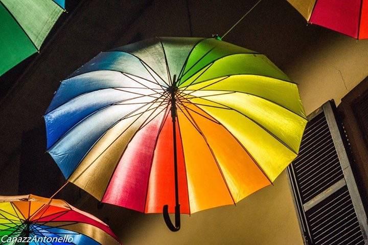 Ombrelli a Gallarate