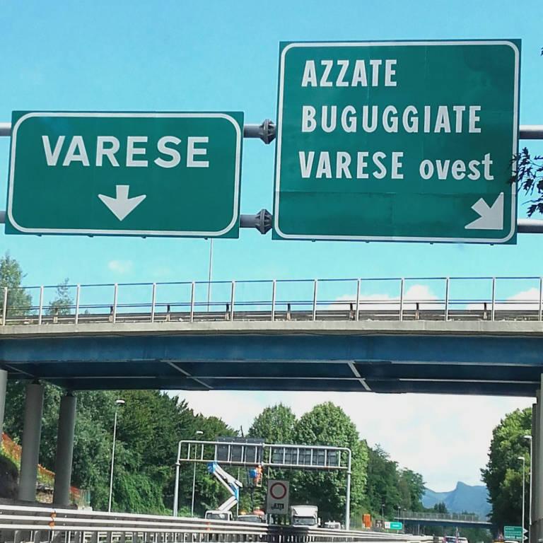 Cartelli Varese
