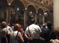 Celebrati al Corpus Domini i 50 anni di sacerdozio di mons. Donnini