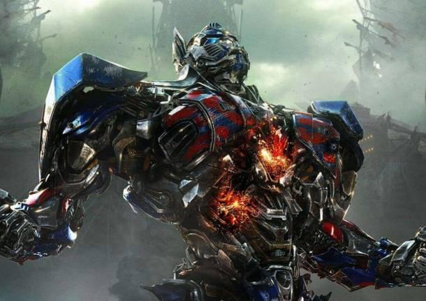 Dal 22 giugno al cinema: Transformer 5