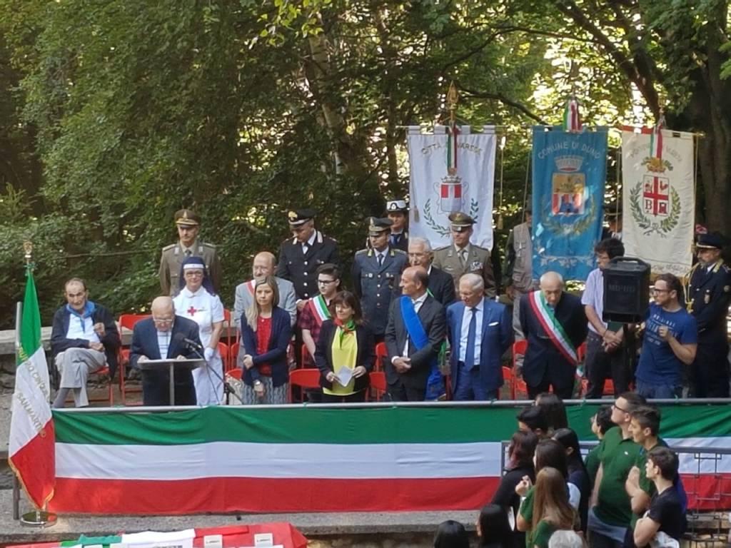 Commemorazione San Martino 2017 - foto di Dina Rebeschi