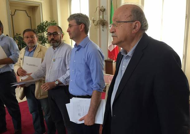 conferenza stampa dializzati